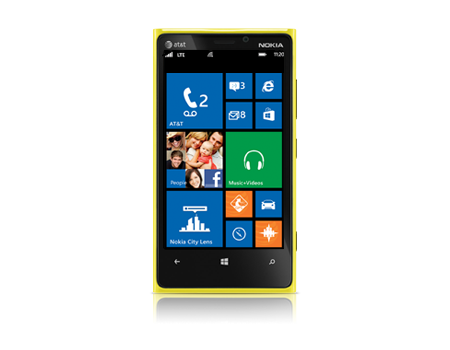 Nokia Lumia 920 - High Gloss Yellow