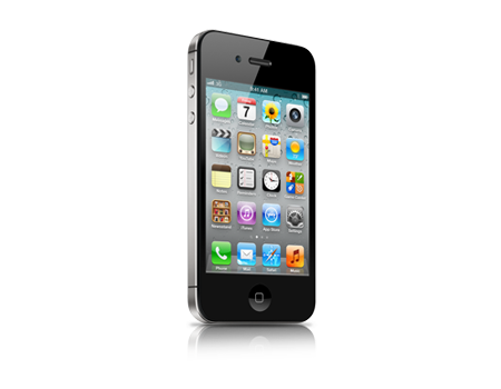 Apple Iphone 4s 16 Gb From At Amp T