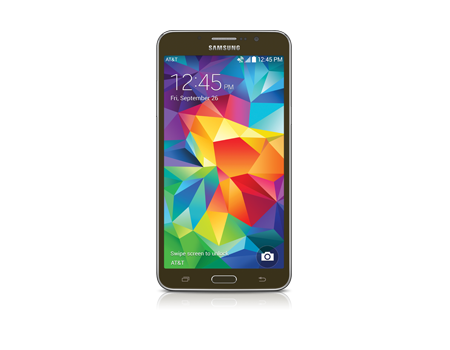 Samsung-Galaxy Mega 2-Brown Black