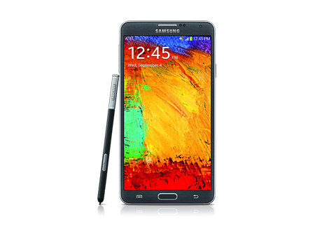 Samsung Galaxy Note 3 - Jet Black