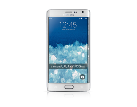 Samsung-Galaxy Note Edge-Frost White