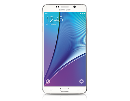 Samsung-Galaxy Note5 32GB-White Pearl