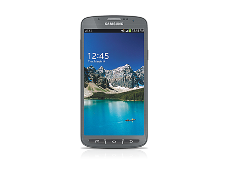 Samsung-Galaxy S 4 Active-Urban Gray