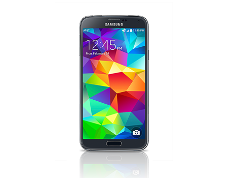 Samsung Galaxy S 5 GoPhone - Charcoal Black