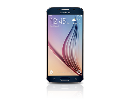 Samsung Galaxy S6 At Amp T