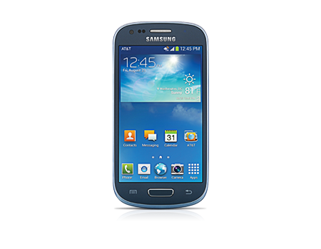 Samsung-Galaxy S III mini-Pebble Blue