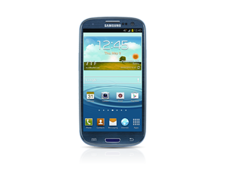 Samsung-Galaxy S III-Pebble Blue