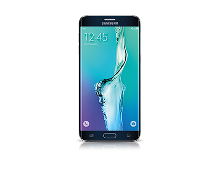 Samsung-Galaxy S6 edge plus 32GB-Black Sapphire