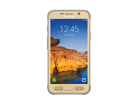 Samsung-Galaxy S7 active-Sandy Gold