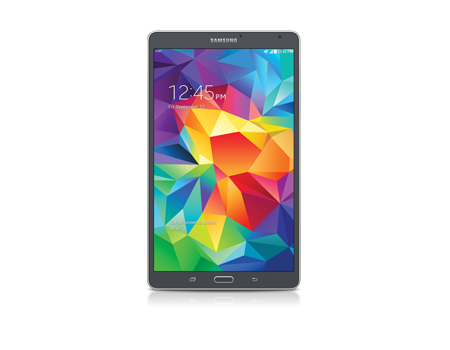 Samsung-Galaxy Tab S 8.4-Charcoal Gray