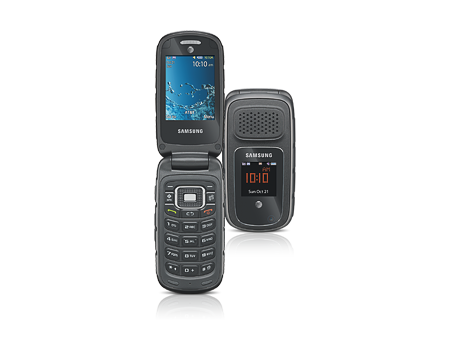 Att Com Port >> Samsung Rugby III cell phone from AT&T