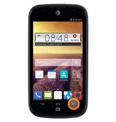 ZTE Velocity (MF923) - Connect mobile device to Wi-Fi - AT&T