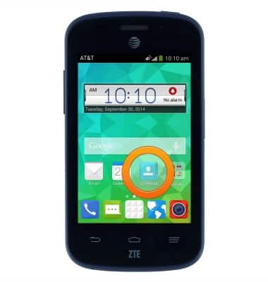 Block or Unblock Calls Tutorial for ZTE Z667 - AT&T