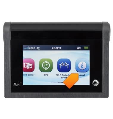 Find IMEI & serial number Tutorial for AT&T Mobile Hotspot MiFi