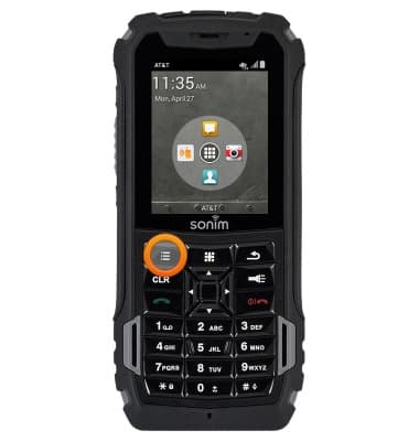 Find IMEI & serial number Tutorial for Sonim XP5 (XP5700) - AT&T