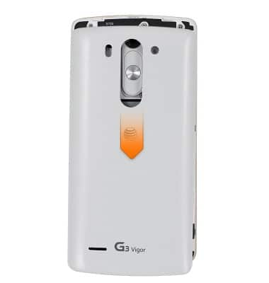 Reset device Tutorial for LG G3 Vigor (D725) - AT&T