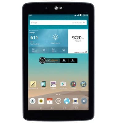 Download apps & games Tutorial for LG G Pad 7 0 LTE (V410