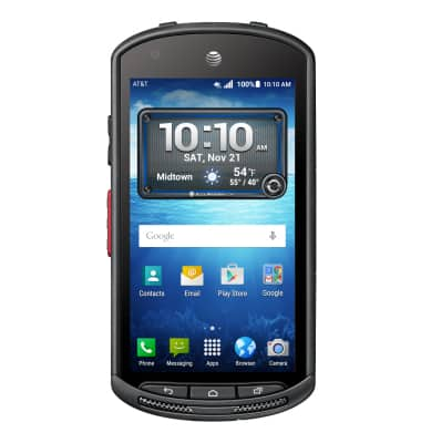 AT&T Address Book Tutorial for Kyocera DuraForce (E6560) - AT&T