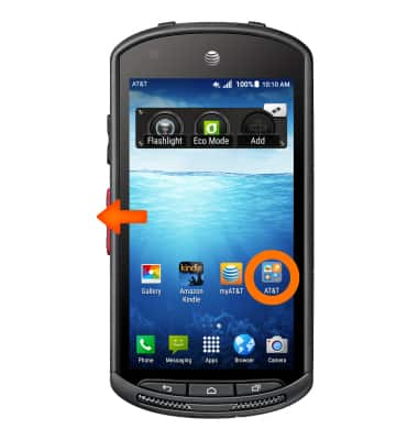 Kyocera DuraForce (E6560) - Battery life - AT&T
