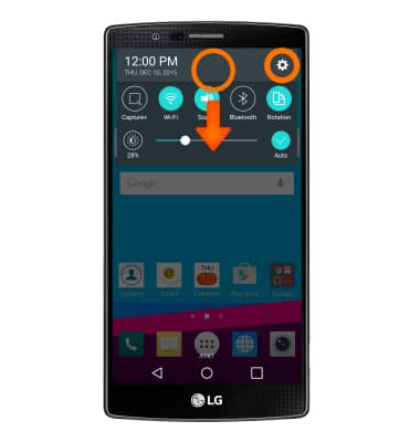 LG G4 (H810) - Software version - AT&T