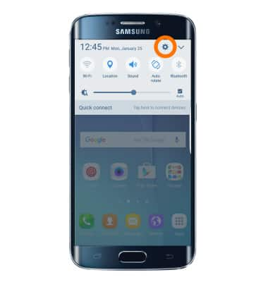 Software version Tutorial for Samsung Galaxy S6 edge (G925A