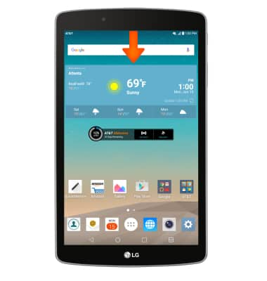 Qslide Tutorial For Lg G Pad F 8 0 V495 At T