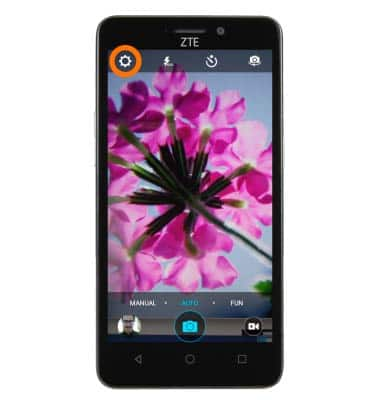 Camera & video settings Tutorial for ZTE Maven 2 (Z831) - AT&T