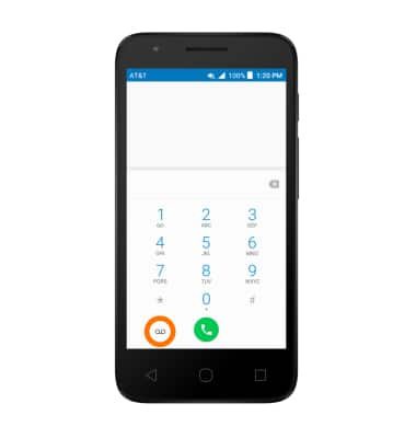 Alcatel IDEAL (4060A) - Set Up Voicemail - AT&T