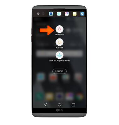 Reset Device Tutorial for LG V20 (H910) - AT&T