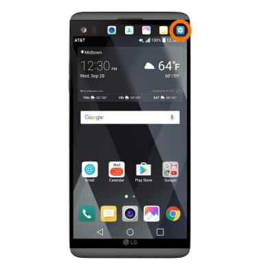 Accessibility Tutorial for LG V20 (H910) - AT&T