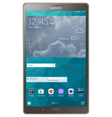 Backup & Restore with Google Tutorial for Samsung Galaxy Tab