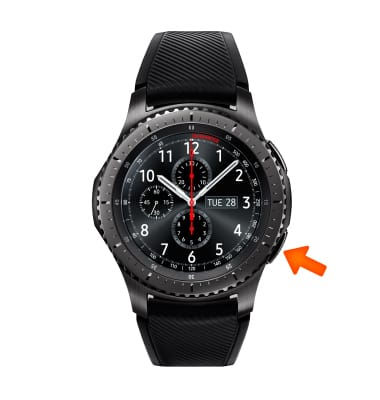 Samsung Gear S3 frontier (R765A) - Find IMEI & Serial Number - AT&T