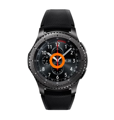 Change Watch Face Tutorial for Samsung Gear S3 frontier