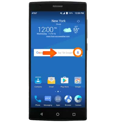 Voice Control Tutorial for ZTE ZMAX 2 (Z958) - AT&T