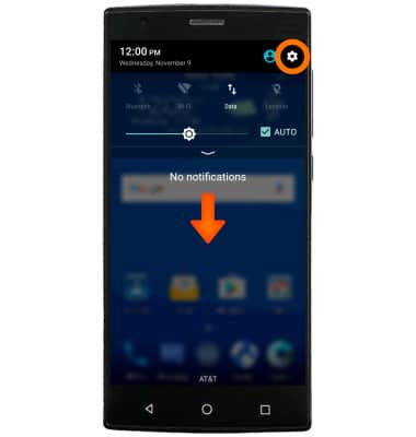 ZTE ZMAX 2 (Z958) - Available Memory - AT&T