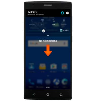 Accessibility Tutorial for ZTE ZMAX 2 (Z958) - AT&T