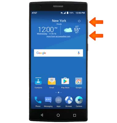 ZTE ZMAX 2 (Z958) - Sounds & Alerts - AT&T