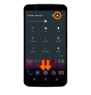Motorola Nexus 6 (XT1103) - Find IMEI, Serial Number & Phone Number