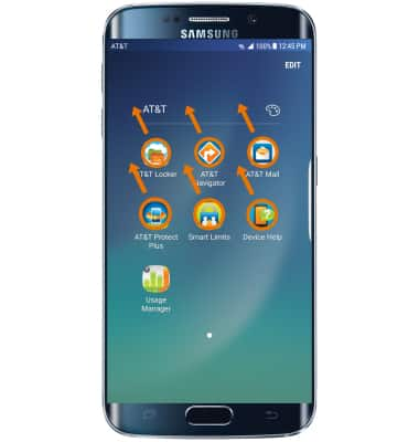 Remove apps tutorial for samsung galaxy s6 edge g928a att remove apps ccuart Choice Image