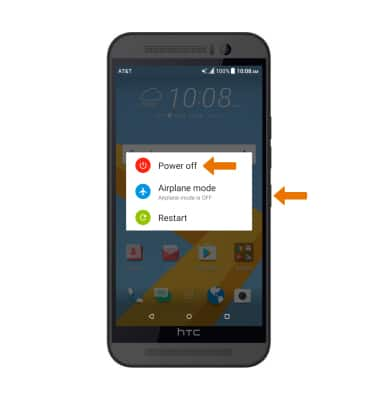 Htc One M9 0pja110 Reset Device At T