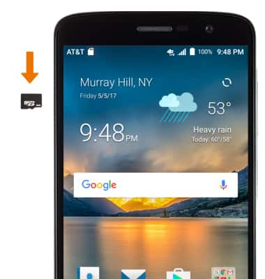 ZTE Blade Spark (Z971) - Available Memory - AT&T
