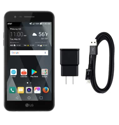 LG Phoenix 3 (M150) - Charge the Battery - AT&T