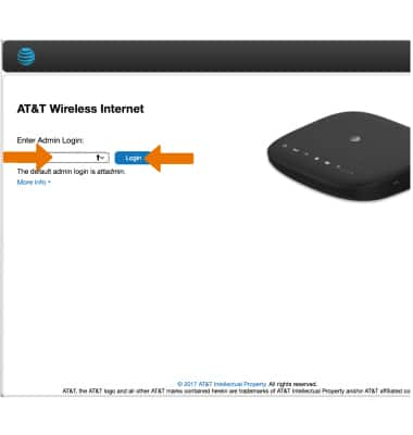 AT&T Wireless Internet (MF279) - Block & Unblock Wi-Fi