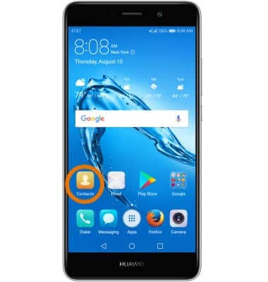 Huawei Ascend XT2 (H1711) - Backup & Restore with Memory Card - AT&T