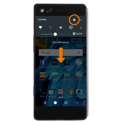 ZTE Axon M (Z999) - Backup & Restore with Google - AT&T