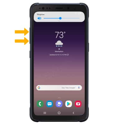 Samsung Galaxy S8 Active (G892A) - Sounds - AT&T