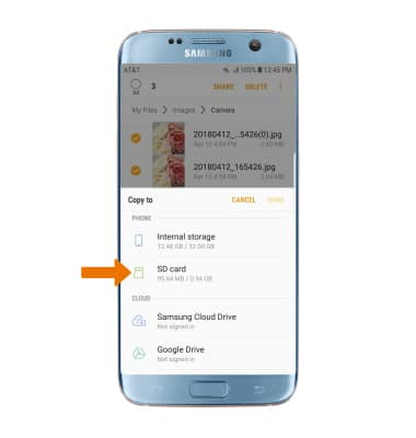 Samsung Galaxy S7 edge (G935A) - Backup & Restore with