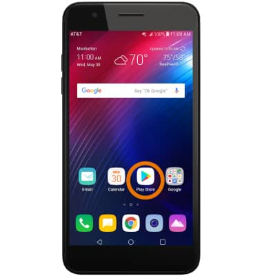 LG Phoenix Plus / K30 (LM-X410AS) - Download Apps & Games - AT&T