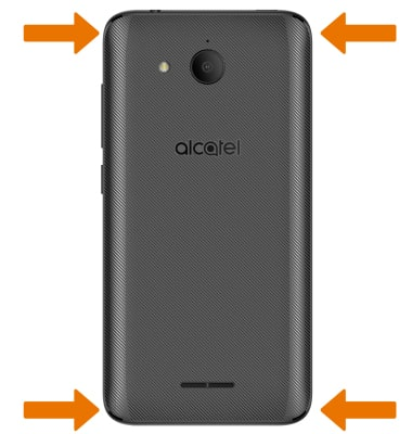 Alcatel TETRA (5041C) - Phone Assembly - AT&T