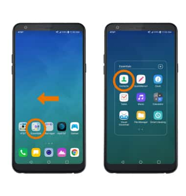 LG Stylo 4+ (LM-Q710WA) - Backup & Restore with Memory Card